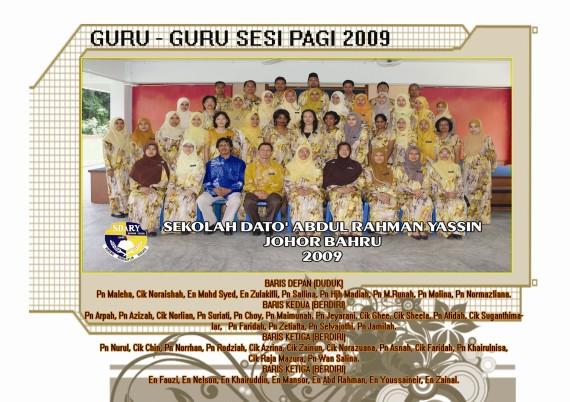 GURU - GURU SESI PAGI