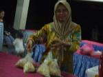 Macam taukeh Bazar Ramadhan je.