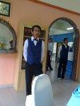 Waiter berpengalaman...
