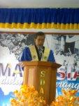 Majlis dirasmikan, Tn Hj Kamaruddin Saayun
