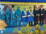 Bersama pemimpin sekolah