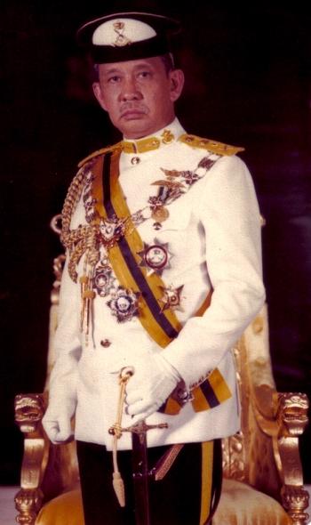 Almarhum Tuanku Sultan Iskandar Al Haj Ibni Almarhum Sultan Ismail Al Khalidi